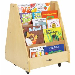 Carolina Double Sided Book Display Unit