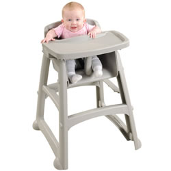 Sturdy-Chair™ High Chair