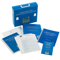 The Devereux Early Childhood Assessment (DECA) Kit, 1st Edition