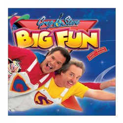 Greg & Steve Big Fun - CD