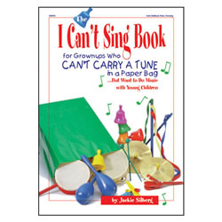 I Can't Sing Book - Paperback