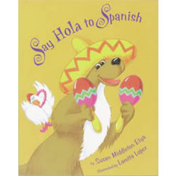 Say Hola to Spanish - Paperback