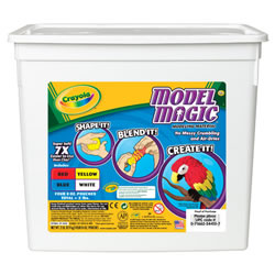 Crayola® Model Magic - 4-Color Pack