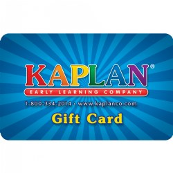 Want to give the perfect gift, but not sure what to buy? Try a Kaplan gift card! Gift cards may be purchased online in denominations of $25.00, $50.00, and $100.00.
