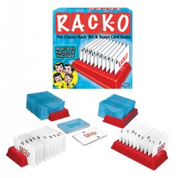 Rack-o Card Game