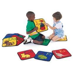 ABC Phonic Squares - Set of 26