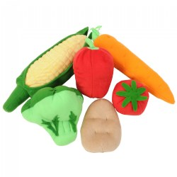First Foods - Vegetables - Set of 6