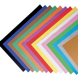 "SunWorks Construction Paper Assorted Pack 9"" x 12"" - 700 Sheets"