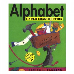 Alphabet Under Construction - Hardcover