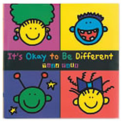 It's Okay To Be Different - Hardback