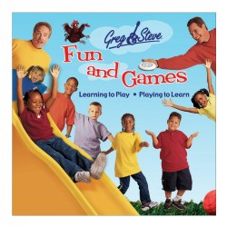 Greg & Steve Fun and Games (CD)