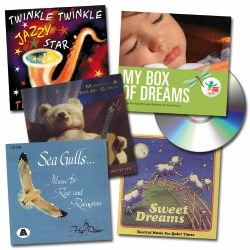 Naptime CD Set - Set of 5