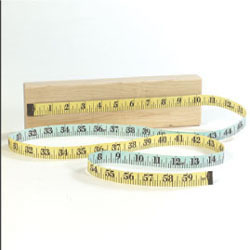 Measuring Tapes (Set of 6)