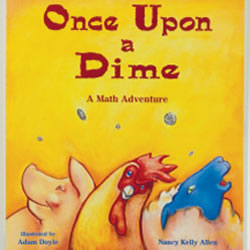 Once Upon A Dime (Paperback)