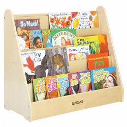 Carolina Line Large 5-Shelf Book Display