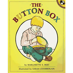 The Button Box - Paperback