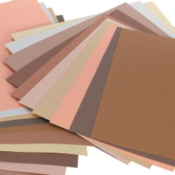 "Image of Multicultural World Construction Paper 9"" x 12"" (50 Sheets)"