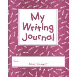 My Writing Journal (set of 20)