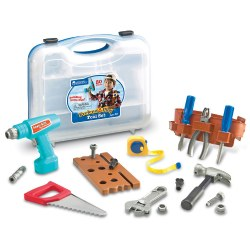 Pretend & Play™ Work Belt & Tool Set