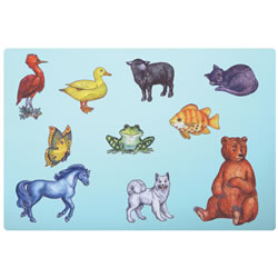 Animal Tales Felt Set