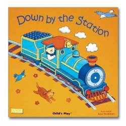 Down By The Station - Big Book