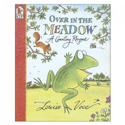 Over in the Meadow Big Book: A Counting Rhyme - Big Book