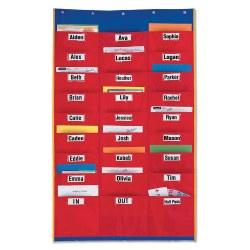 Classroom essentials pocket charts stands
