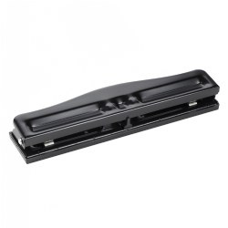 Adjustable Three Hole Punch