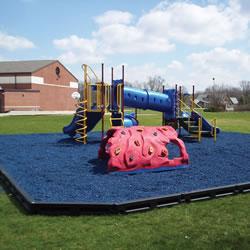 12 H Playground Border