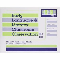 ELLCO Pre-K Tool - Revised Edition 2008 (Package of 5)
