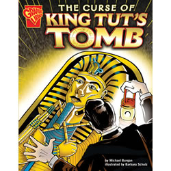 Curse of King Tut's Tomb - Paperback