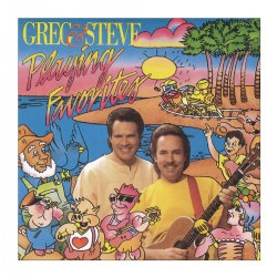 Greg & Steve Playing Favorites (CD)