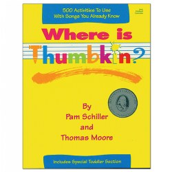 Where Is Thumbkin? Activity Book