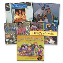 Friends and Community Book Set (Set of 5)