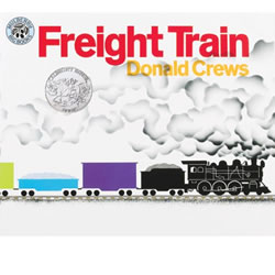 Freight Train - Big Book