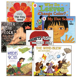 Science Exploration Books - Set of 7