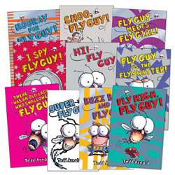 Fly Guy Books - Set of 10