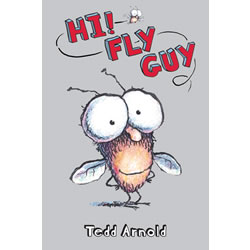 Hi! Fly Guy - Fly Guy #1 - Hardcover