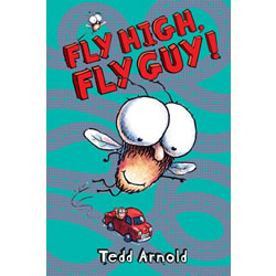 Fly High, Fly Guy! - Fly Guy #5 - Hardcover