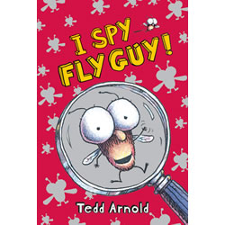 I Spy Fly Guy - Fly Guy #7 - Hardcover