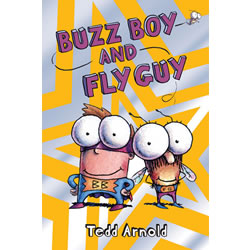 Buzz Boy and Fly Guy - Fly Guy #9 - Hardcover
