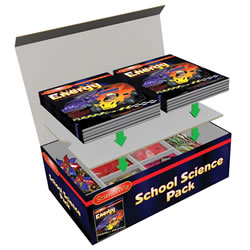 Energy School Science Pack