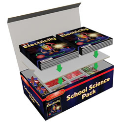 Electricity School Science Pack
