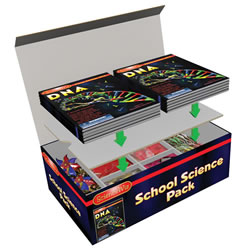 DNA School Science Pack