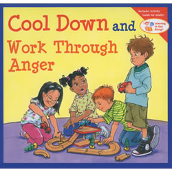 Cool Down and Work Through Anger - Paperback