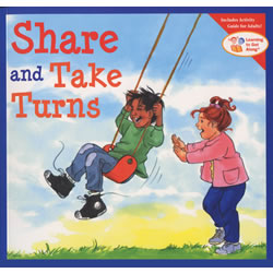 Share and Take Turns - Paperback