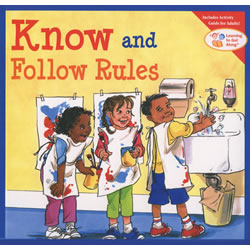 Know and Follow Rules - Paperback
