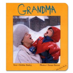 Grandma - Board Book