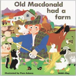 Image of Old MacDonald Had A Farm - Paperback
