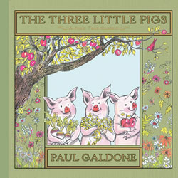The Three Little Pigs - Hardcover